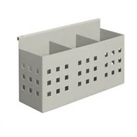RAPID SCREEN PENCIL HOLDER TRIPLE PRECIOUS SILVER