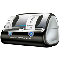 DYMO LABELWRITER LW450 TWIN TURBO LABEL PRINTER