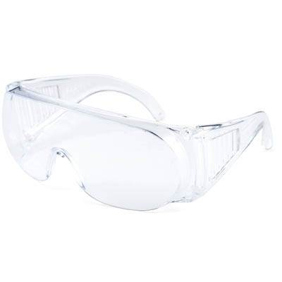 cdc94637ab7 Image for DNC SAFETY GLASSES VISITOR CLEAR LENS COLOUR AND COATING from Two  Bays Office National