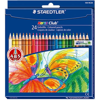 Staedtler Colouring Pencils