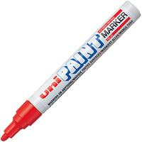 UNI-BALL PX-20 PAINT MARKER BULLET TIP 2.2MM RED
