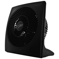 NERO COMPACT DESK FAN 100MM BLACK