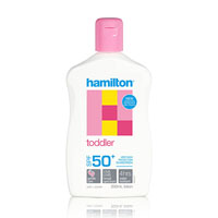 HAMILSUN TODDLER LOTION SPF50+ 250ML