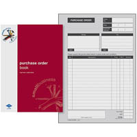 ZION SBE6 PURCHASE ORDER BOOK SMALL BUSINESS