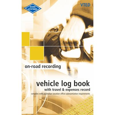 Vehicle Log and Expense Books